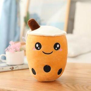 Boba Tea Cute Plush Toy